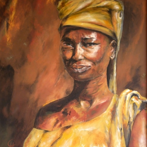 Woman From Segou (Mali)